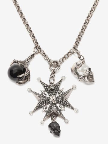 JEWELLERY - Necklaces Alexander McQueen Makkc
