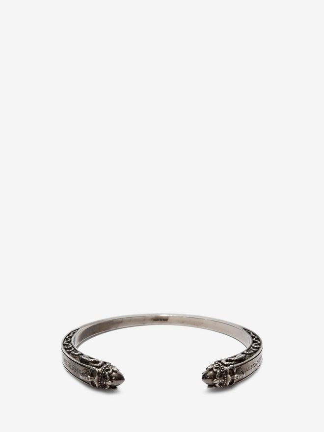 Bracelet for Women On Sale, Red, leaher, 2017, One Size Alexander McQueen