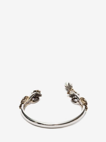 ALEXANDER MCQUEEN Queen And King Bracelet Bracelet Woman r