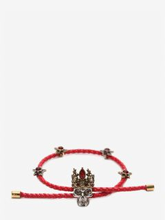 Queen Friendship Bracelet