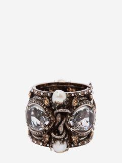 Bracelet-manchette bijou