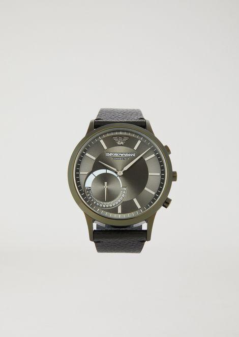 3021 Hybrid Smartwatch for Men | Emporio Armani | Tuggl