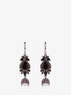 Jewelled Earrings