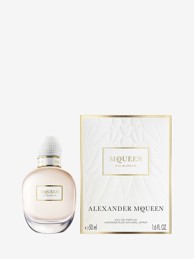 ALEXANDER MCQUEEN McQueen Eau Blanche – Eau de Parfum for Her 50ml Fragrance D r