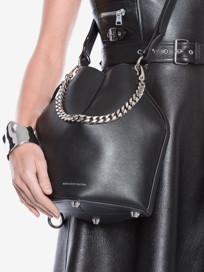 ALEXANDER MCQUEEN The Bucket Bag The Bucket Bag Woman l