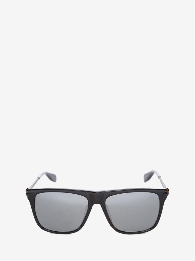ALEXANDER MCQUEEN Skull Frame Sunglasses Man f